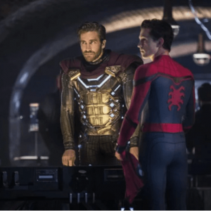 #23 Spider-Man: Far From Home