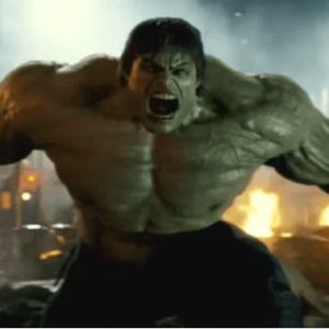#2 The Incredible Hulk 2008